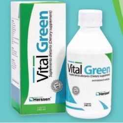 VITAL GREEN 240ML * HERSSEN