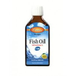 FISH OIL 1600 MG 500 ML * JARROW