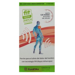 FIT THERAPY PATCH Dolor de Hombro *EUROETIKA