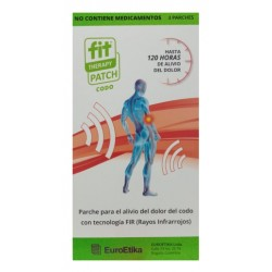 FIT THERAPY PATCH Dolor en el codo *EUROETIKA