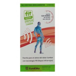 FIT THERAPY PATCH Dolor lumbar *EUROETIKA