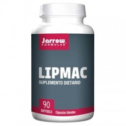 LIPMAC 90 CAPS JARROW