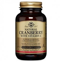 CRANBERRY WITH VITAMIN C 60 CAP VEG