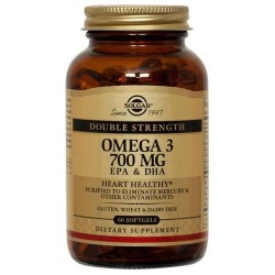 "OMEGA-3 ""700"" X 60 SOFTGELS"